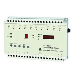 Sequential Timers - Model St-10m1