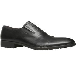 Men Bata Black Formal Shoes F854632600