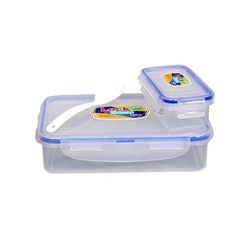 Lock Seal Lunch Box