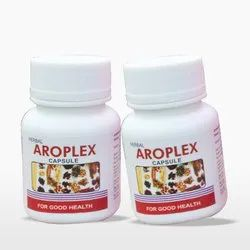Boost Energy Aroplex Capsule, Packaging Type: Plastic Jar, for Clinical