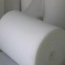 White Packaging EPE Foam Roll