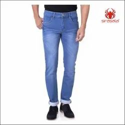 Regular Fit Plain Mens work wear Jeans