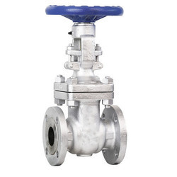 Flanged End Mild Steel Gate Valve