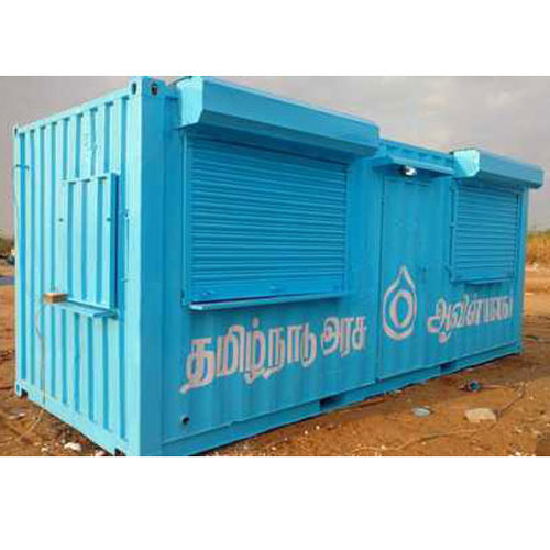 Prefabricated Hotel Container At Rs 235000 /unit