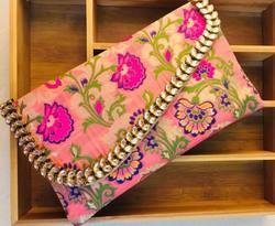 Banarsi Evening Clutch Bag
