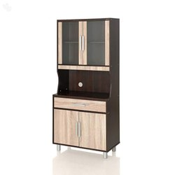 Free Unit Wooden TV Stand, for Home