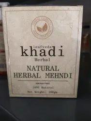 Natural Herbal Mehndi