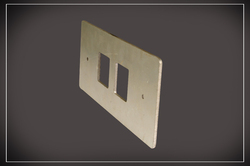 Auto Cad Stainless Steel SS Cutting Services, Material Thickness: 16 Mm