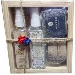 Rose Kewra Water and Soap Gift Set