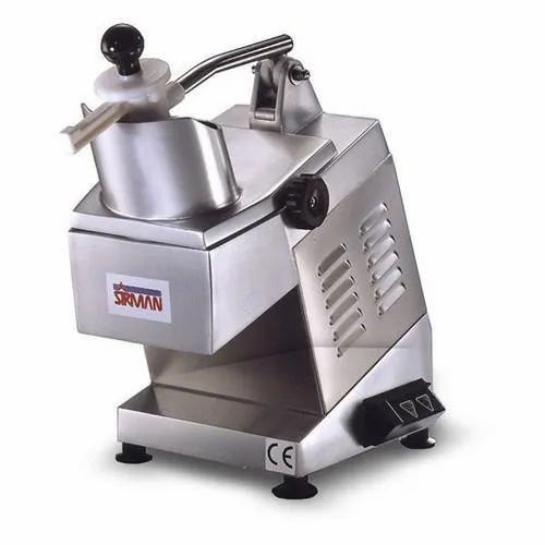 Sirman Commercial Vegetable Cutting Machine, 220v