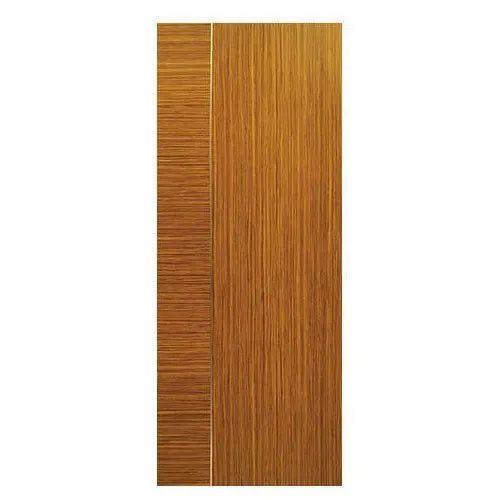 Brown Interior Wooden Laminated Door