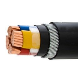50sqmm x 4core Copper Armoured Cable