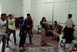 Raibesh Dance Class