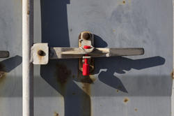 Truck Container Door Lock