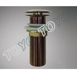 Full Brass Pop Up Waste Coupling