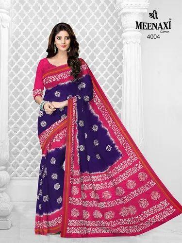 e4494982e23 Batik Print Saree