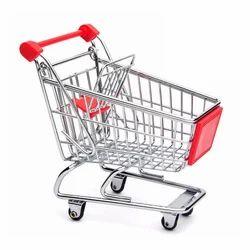 Supermarket SS Trolley