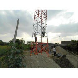Telecom Tower Fabrication Service