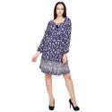 Surplus Blue Mini Dress