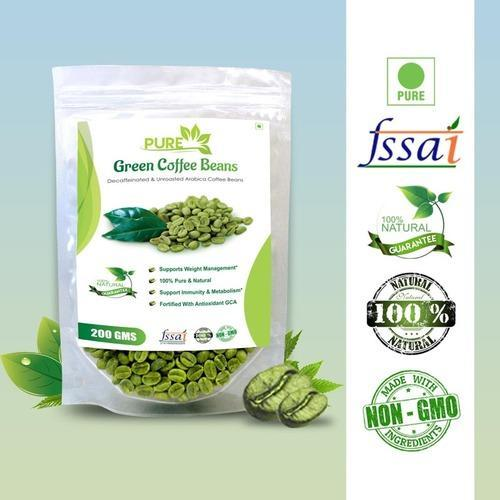 Simply Herbal Green Coffee Beans Packaging Type Packet Rs 199