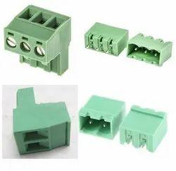 Combicon PCB Connector
