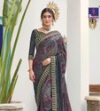 Fancy Digital Print Saree