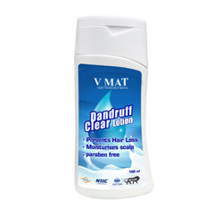 V MAT Clear Dandruff Lotion, Usage: Personal, Parlour