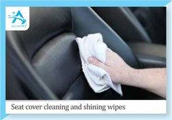 Cleaning and Shining Wipes (Wet Seat Cover )