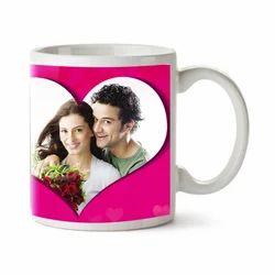 Customised Ceramic Mug 11oz (325ml), Size: 11oz