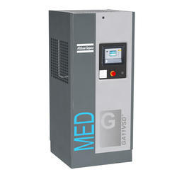 GA VSD  MED Oil-injected Screw Compressors