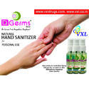 Hand Germs Killing Sanitizer