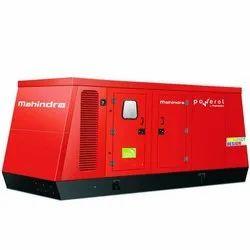 320KVA Mahindra Diesel Generator, 415 V
