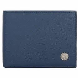 Woodland W 541005 Blue Men's Leather Wallet