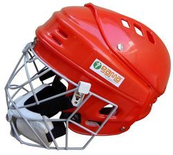 Hockey Helmet Polypropylene