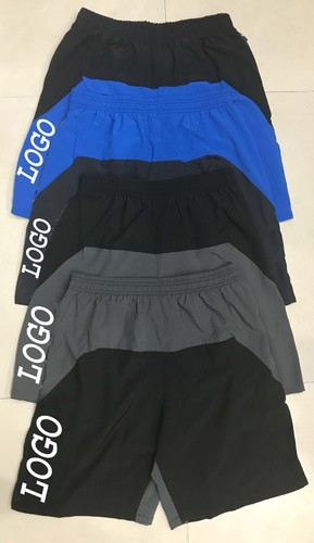 2613c9fe0be0 Polyester Mens Sports Shorts