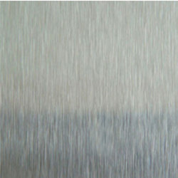 No.4 Finish Stainless Steel Sheet