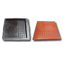 Step 4 Floor Tiles Rubber Mould