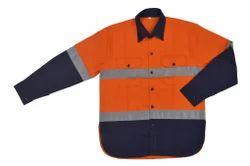 Full Sleeve Safety Shirt