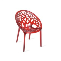Nilkamal Crystal Polypropylene Chair