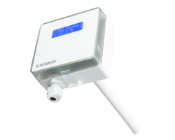 Duct Mounted Co2 Transmitter with Modbus