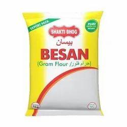 Gram Flour Packaging Pouches