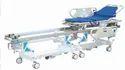 Si Surgical Transfer Stretcher Cum Medical Trolley, Sis 2007b