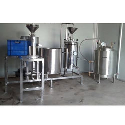 Automatic Soya Milk Processing Machine