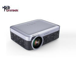 Punnkk P100 FHD India's First Native Full HD led Projector ( 1920x1080)