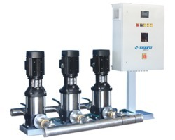 Hydropneumatic Booster System