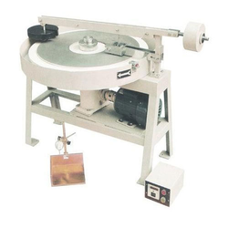 Rajco Tile Abrasion Testing Machine : IS : 1237, 1706 Cement Flooring Tiles with Digital Counter