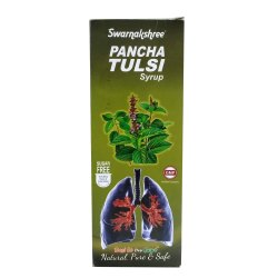 Swarnakshree Pancha Tulsi Syrup, Packaging Type: Bottle, Packaging Size: 500 Ml