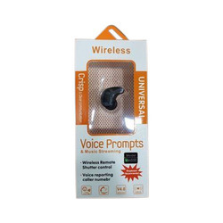 Wireless Voice Prompts