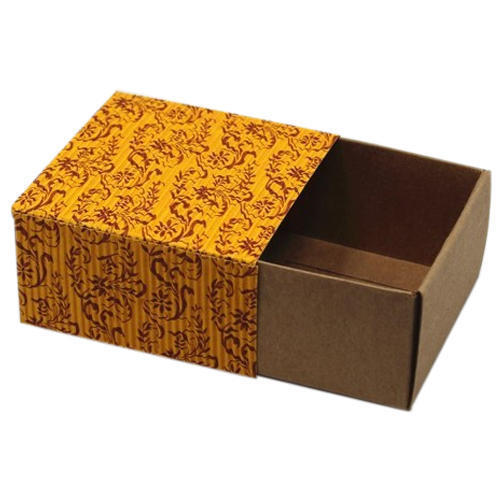 Rectangular Printed Corrugated Boxes