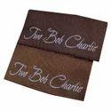 Garment Cotton Printed Label